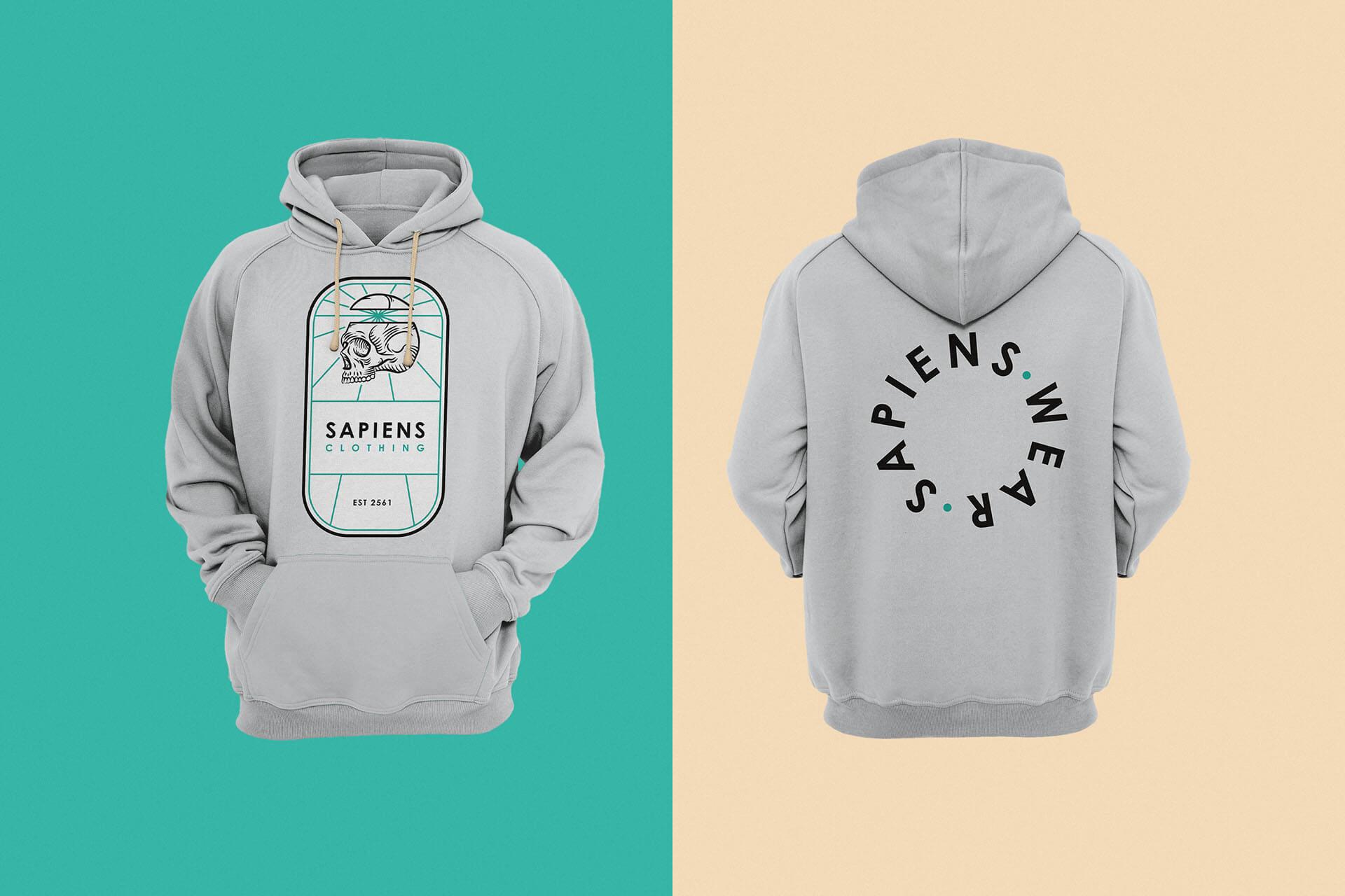 Projekt bluzy dla Sapiens