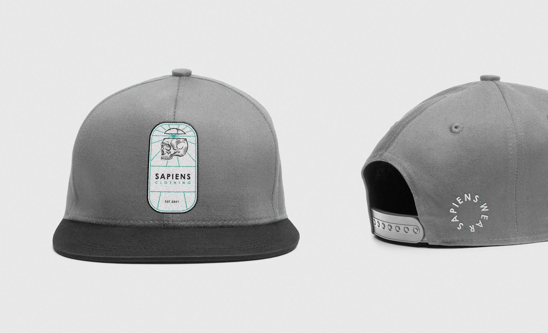 Projekt czapki dla Sapiens