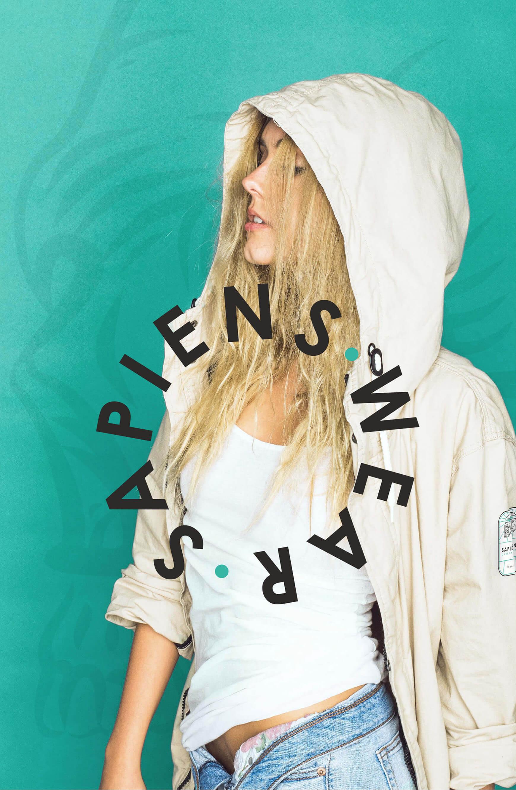 Sapiens logo logotyp