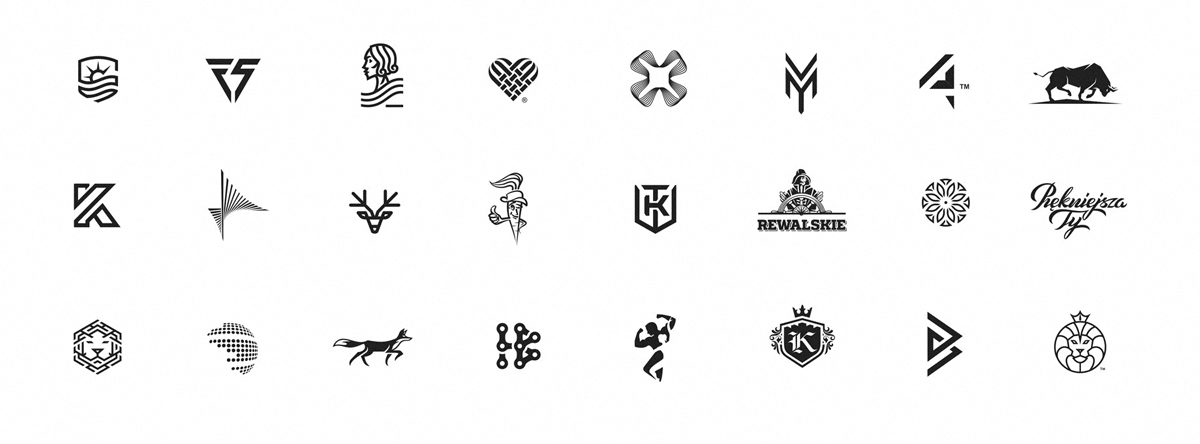 przyklady dobrze zaprojektowanego logo