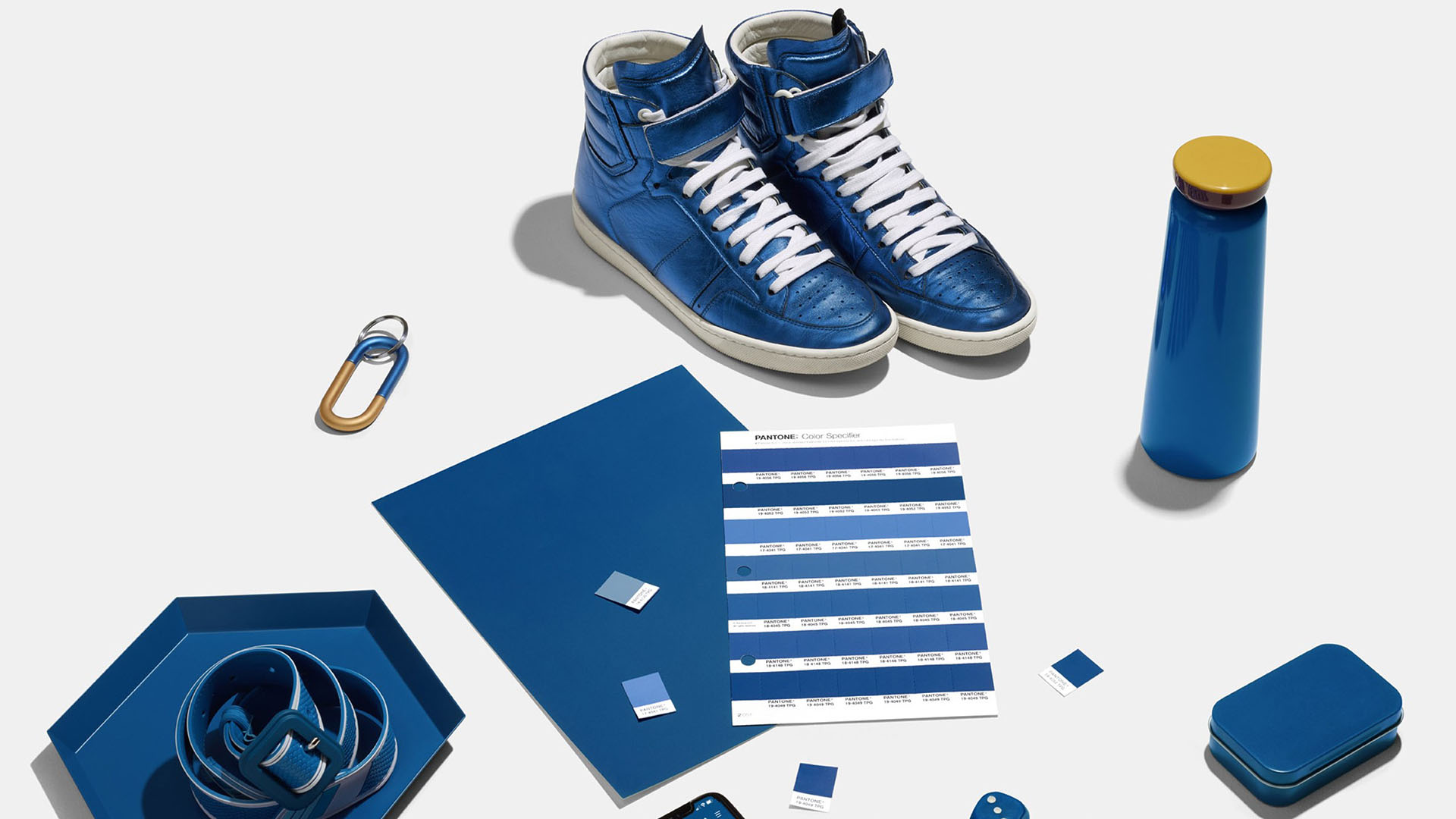PANTONE – from the hermetic printing industry to the world of pop culture and all creation